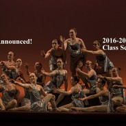 Just Announced: 2016-2017 Dance Class Schedule