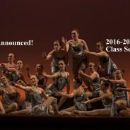 Just Announced: 2016-2017 Dance Class Schedule