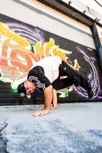 Adult Hip Hop with Bruce Tracy- Wednesdays 7:45-8:45pm